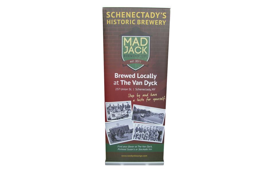 Mad Jack Banner