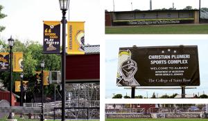 Design – Saint Rose Sports Complex