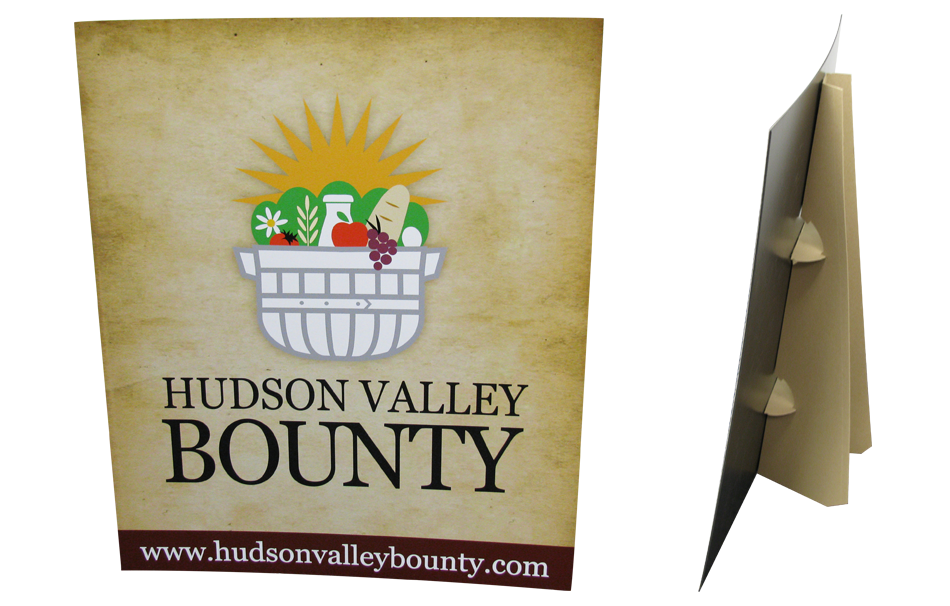 Poster - Hudson Valley Bounty