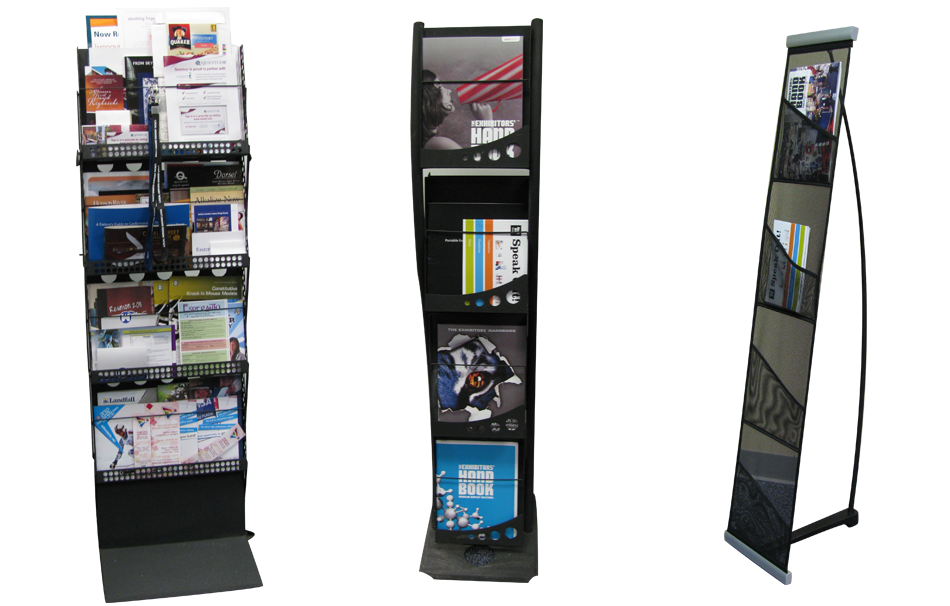 Trade Show Accessories Stands