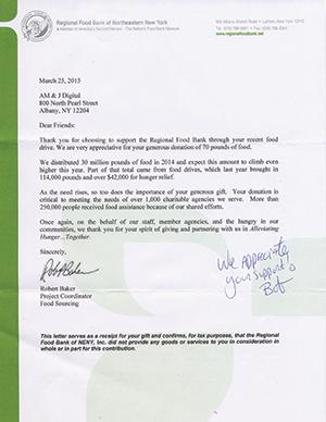 RegionalFoodBank_Letter