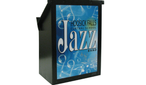 Design – Hoosick Falls Jazz