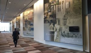Interior Graphics – Albany Capital Center